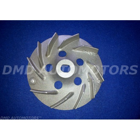 ALUMINUM FAN for FIAT 500 and 126 ENGINE COOLING