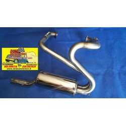 EXHAUST FIAT 500 SPRINT