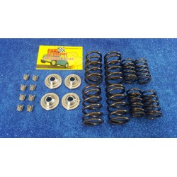 KIT COMPOSED BY SPRINGS FOR COMPETITION USE SCALETS IN STEEL COMPLETE WITH KEYS FOR FIAT 500/126,