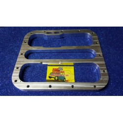 REINFORCEMENT  PLATE  FOR  FIAT  500 - 126